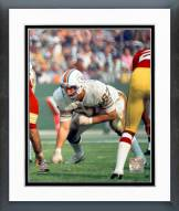 Miami Dolphins Bob Kuechenberg Action Framed Photo
