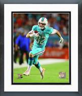 Miami Dolphins Brian Hartline 2014 Action Framed Photo