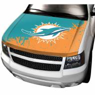 Miami Dolphins Car Hood Cover