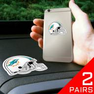 Miami Dolphins Cell Phone Grips - 2 Pack