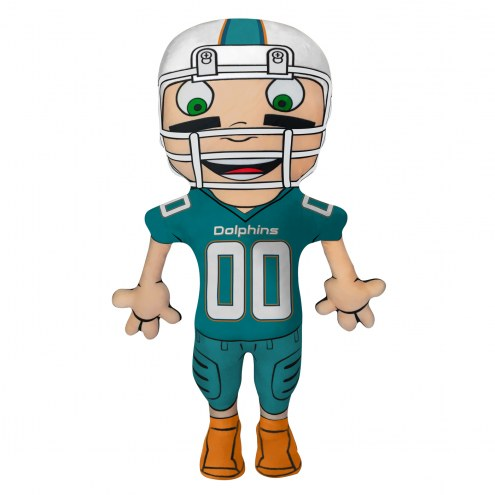 Miami Dolphins Character Pillow Buddy