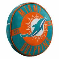 Miami Dolphins Cloud Pillow