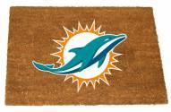 Miami Dolphins Colored Logo Door Mat