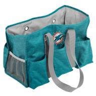 Miami Dolphins Crosshatch Weekend Bag