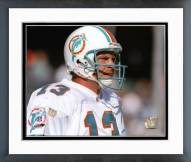 Miami Dolphins Dan Marino 1996 Framed Photo