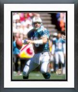 Miami Dolphins Dan Marino Passing Action Framed Photo