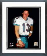 Miami Dolphins Dan Marino Posed Framed Photo