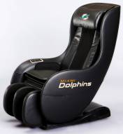 Miami Dolphins Deluxe Gaming Massage Chair