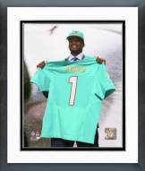 Miami Dolphins DeVante Parker NFL Draft #14 Pick Framed Photo