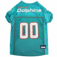 Miami Dolphins Dog Football Jersey