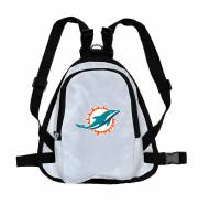 Miami Dolphins Dog Mini Backpack