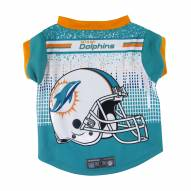 Miami Dolphins Dog Performance Tee