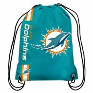 Miami Dolphins Drawstring Backpack