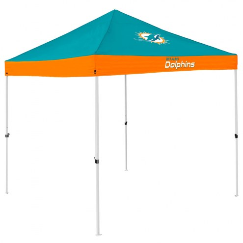 Miami Dolphins Economy Tailgate Canopy Tent
