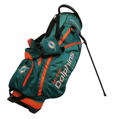 Miami Dolphins Fairway Golf Carry Bag