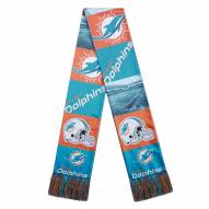 Miami Dolphins Printed Scarf