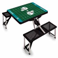 Miami Dolphins Folding Picnic Table
