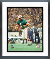 Miami Dolphins Garo Yepremian Action Framed Photo