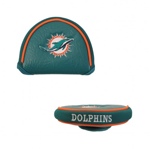 Miami Dolphins Golf Mallet Putter Cover