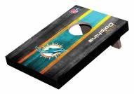 Miami Dolphins Table Top Cornhole