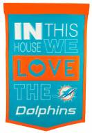 Miami Dolphins Home Banner