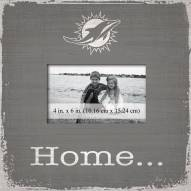 Miami Dolphins Home Picture Frame