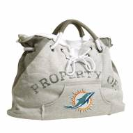Miami Dolphins Hoodie Tote Bag