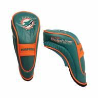Miami Dolphins Hybrid Golf Head Cover