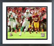 Miami Dolphins Jarvis Landry 2015 Action Framed Photo