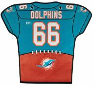 Miami Dolphins Jersey Traditions Banner