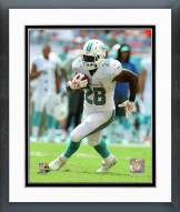 Miami Dolphins Knowshon Moreno Action Framed Photo