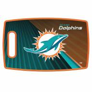 Miami Dolphins Large Cutting Board
