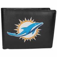 Miami Dolphins Large Logo Bi-fold Wallet