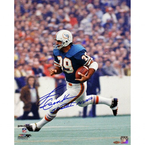 "Miami Dolphins Larry Csonka w/ ""SB VIII MVP"" Signed 16"" x 20"" Photo"