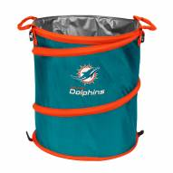 Miami Dolphins Collapsible Laundry Hamper