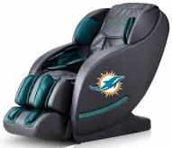 Miami Dolphins Luxury Zero Gravity Massage Chair