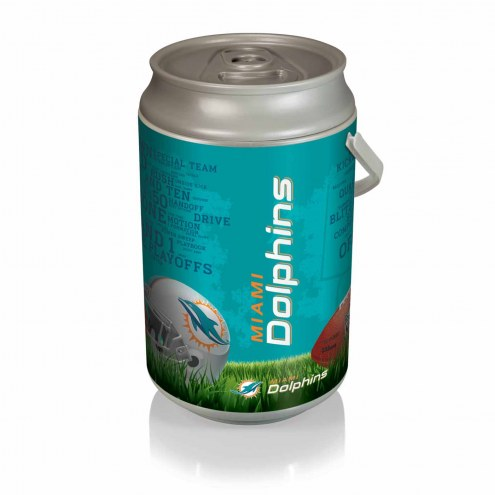 Miami Dolphins Mega Can Cooler
