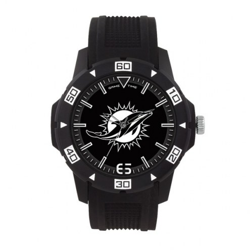 Miami Dolphins Men's Automatic Watch