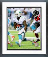Miami Dolphins Mike Gillislee Action Framed Photo