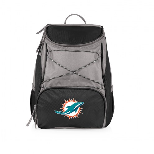 Miami Dolphins PTX Backpack Cooler