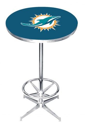 Miami Dolphins Pub Table