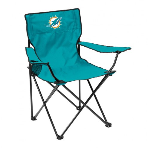 Miami Dolphins Quad Folding Chair