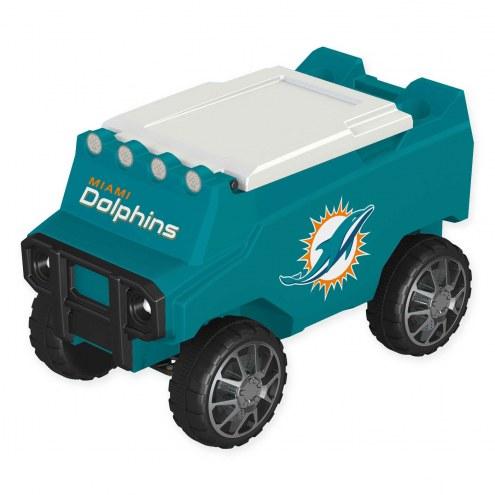 Miami Dolphins Remote Control Rover Cooler