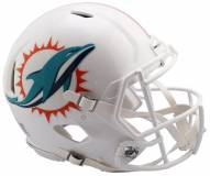 Miami Dolphins Riddell Speed Full Size Authentic Football Helmet