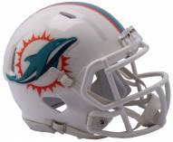 Miami Dolphins Riddell Speed Mini Collectible Football Helmet