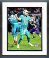 Miami Dolphins Ryan Tannehill 2014 Action Framed Photo