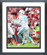 Miami Dolphins Ryan Tannehill Action Framed Photo