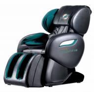 Miami Dolphins Shiatsu Zero Gravity Massage Chair