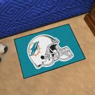 Miami Dolphins Starter Rug