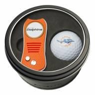 Miami Dolphins Switchfix Golf Divot Tool & Ball